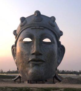The Roman Mask in Nijmegen